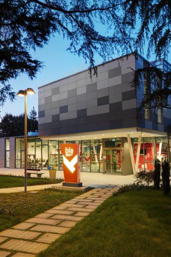 Nuova Biblioteca Comunale Fiorano modenese