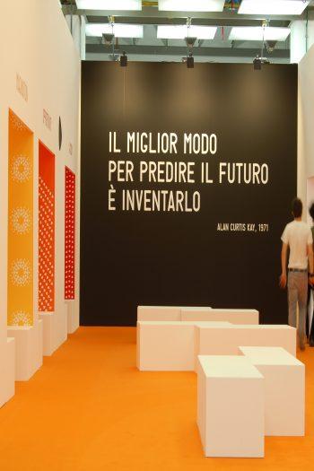 Stand Study in Piemonte al XXII Salone internazionale del libro di Torino