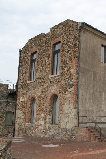 Allestimento del Museo archeologico, Museo Renata Cuneo e Fondazione Sandro Pertini nella fortezza del Priamàr a Savona