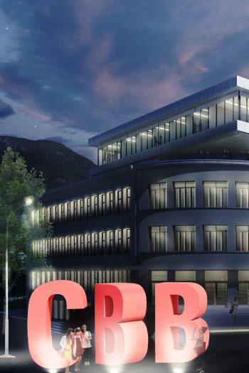 Nuovo centro bibliotecario a Bolzano