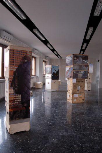 Mostra fotografica 'cantiere di architettura'