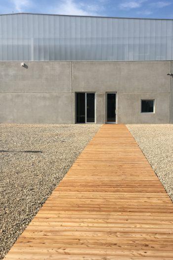 Nuovo stabilimento produttivo a Cherasco
