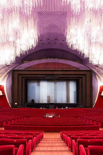 Teatro Regio di Torino Lavori di adeguamento antincendio Lotto 3 Fase B