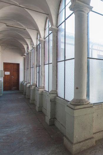 Restauro, riparazione sismica e rifunzionalizzazione del complesso socio – pedagogico del polo scolastico Carlo Sigonio di Modena