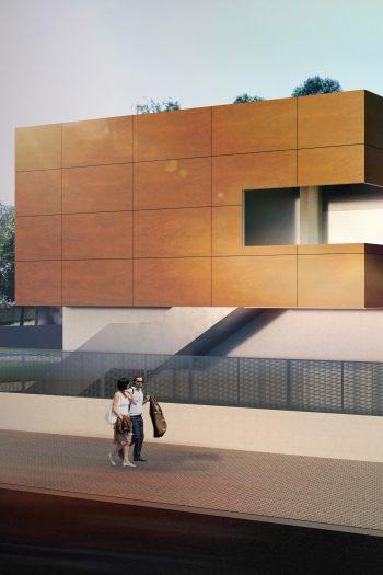 Nuova scuola primaria e palestra polivalente a Limbiate