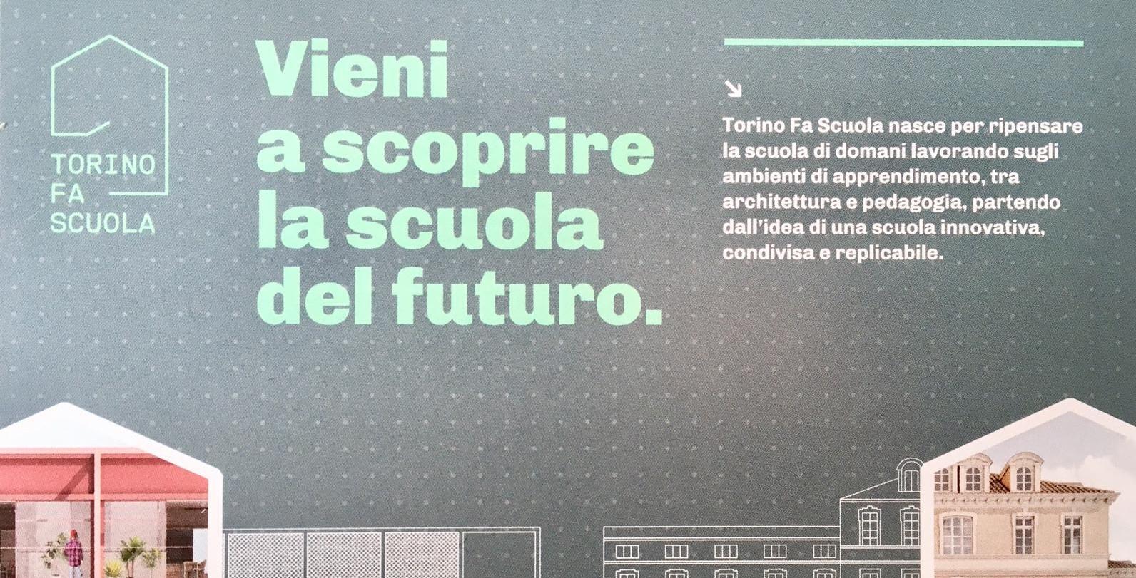 Inaugura la Giovanni Pascoli, scuola del futuro.